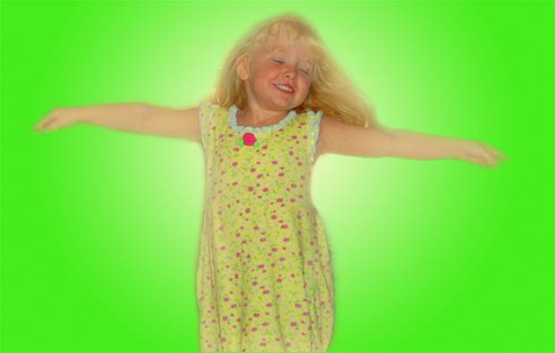 Kinder, lasset uns singen und tanzen